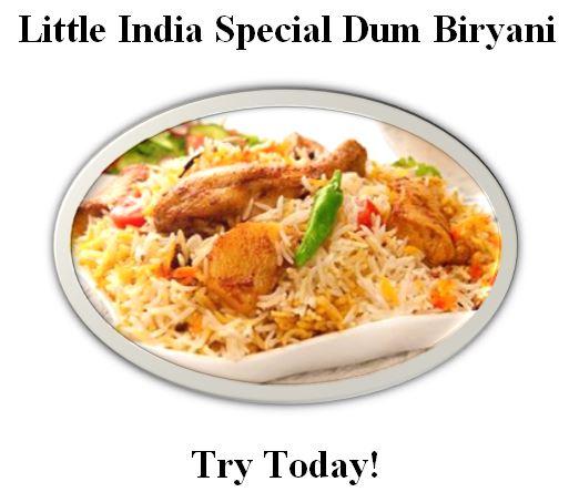 Dum Biryani Special